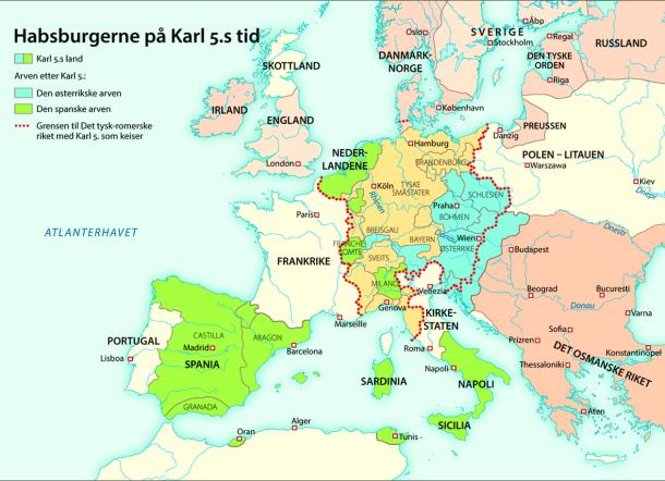 Alle Tiders Historie Religion Og Styreformer I Europa